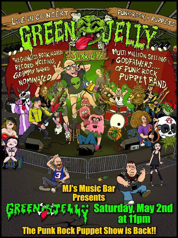 Green Jelly 050220