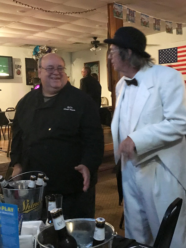 Dr. Dirty John Valby on 11/02/19.