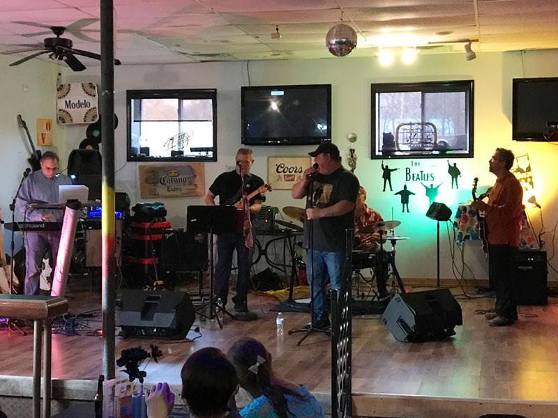 Kickin' Up Dust – Customer Appreciation Event on 11/02/19.