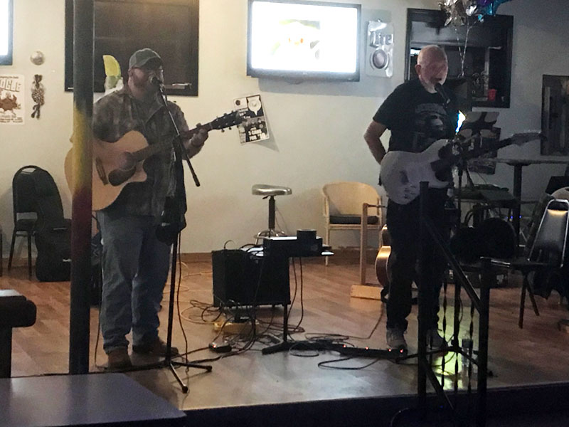 Six String Rodeo Duo on 11/16/19.