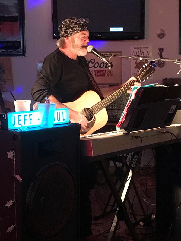 Jeff Paul on 01/11/20.