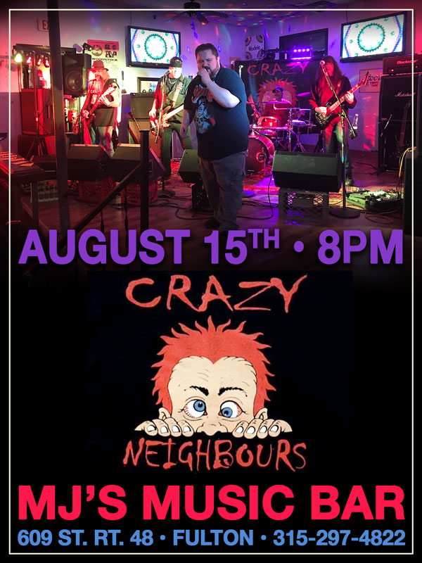 Crazy Neighbours 08/15/20