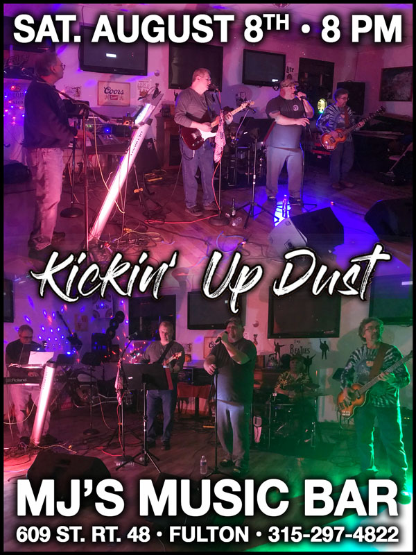 Kickin Up Dust 08/08/20